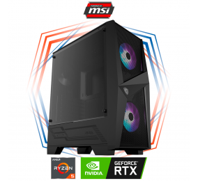 Computador Desktop PCDIGA Gaming GML-MR55OB1