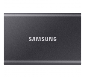 SSD Externo Samsung Portable T7 2TB USB 3.2 Gen2 Preto