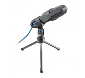 Microfone Trust Mico USB Microphone for PC and laptop