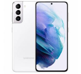 "Smartphone Samsung Galaxy S21 5G 6.2"" 8GB/256GB Dual SIM Branco"