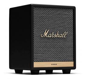 Coluna Marshall Uxbridge Voice Bluetooth com Google Assistant Preta