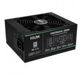 Fonte de Alimentação Kolink Continuum 1500W 80PLUS Platinum Full Modular