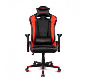 Cadeira Gaming Drift DR85 Preta/Vermelha