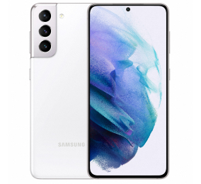 "Smartphone Samsung Galaxy S21 5G 6.2"" 8GB/128GB Dual SIM Branco"