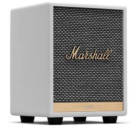 Coluna Marshall Uxbridge Voice Bluetooth com Google Assistant Branca