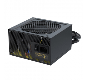 Fonte de Alimentação Seasonic Core GM 500W Semi Modular 80PLUS Gold
