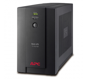 UPS APC Back-UPS 1400VA BX1400U-GR Line Interactive AVR Schuko 230V
