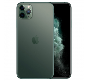 "Smartphone Apple iPhone 11 Pro Max 6.5"" 256GB Verde Meia-Noite"