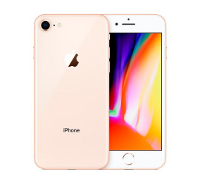 "Smartphone Apple iPhone 8 4.7"" 64GB Dourado (Recondicionado Grade A)"