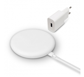 Carregador Xiaomi Mi Wireless Fast Charger 20W Branco