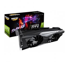 Placa Gráfica INNO3D GeForce RTX 3080 TWIN X2 10GB GDDR6X OC LHR
