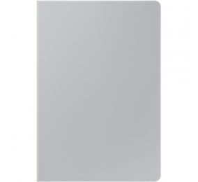 Capa Samsung Book Cover Galaxy Tab S7+ Cinzento Claro