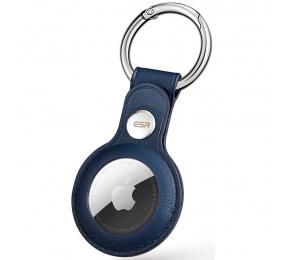 Porta-Chaves ESR Apple AirTag Metro Leather Blue