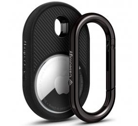 Porta-Chaves Spigen Caseology AirTag Case Vault Matte Black