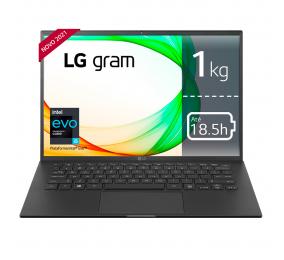 "Portátil LG gram 14Z90P 14"" WUXGA   i5-1135G7   16GB RAM   SSD 512GB   W10 Pro"