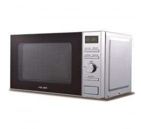 Micro-ondas Silver 411065 700W 20 Litros Inox