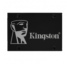 "SSD 2.5"" Kingston KC600 512GB 3D TLC SATA Desktop/Notebook Upgrade Kit"