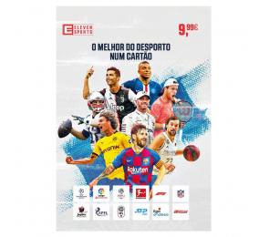 Cartão Eleven Sports Subscrição 1 Mês