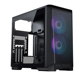 Caixa Mini-ITX Phanteks Eclipse P200A DRGB Tempered Glass Preta