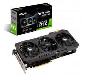Placa Gráfica Asus TUF Gaming GeForce RTX 3080 V2 10GB GDDR6X OC Edition LHR