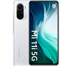 """Smartphone Xiaomi Mi 11i 6.67"""" 8GB/256GB Dual SIM Frosty White"""
