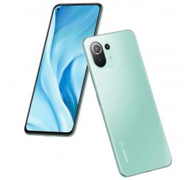 """Smartphone Xiaomi Mi 11 Lite 5G 6.55"""" 8GB/128GB Dual SIM Mint Green"""