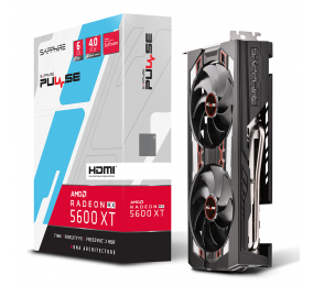 Placa Gráfica Sapphire Radeon RX 5600 XT Pulse 6GB