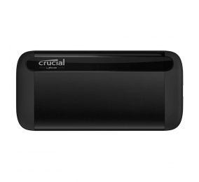 SSD Externo Crucial X8 1TB USB 3.1 Preto