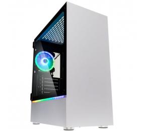 Caixa Extended-ATX Kolink Bastion RGB Vidro Temperado Branca