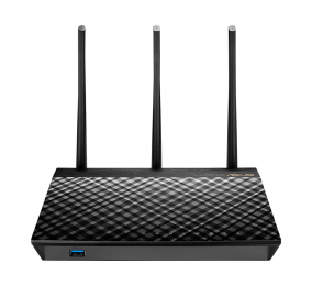 Router Asus AiMesh RT-AC1900U Dual-Band Wireless AC1900 Preto