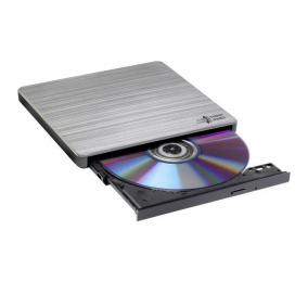 Drive Óptica Externa LG GP60NS60 DVD-RW Ultra Slim Prateada