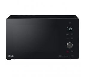 Micro-ondas LG MH7265DPS 1200W 32 Litros Preto