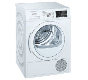 Máquina de Secar Roupa Siemens iQ500 WT47G439ES 8kg A++ Branca