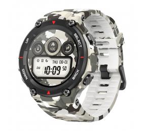 "Smartwatch Amazfit T-Rex 1.3"" Camo Green"