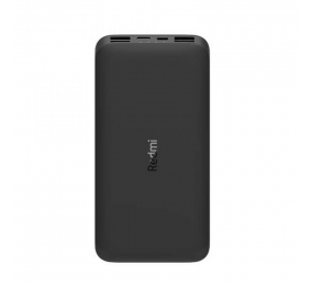 Powerbank Xiaomi Redmi 10000mAh Preto
