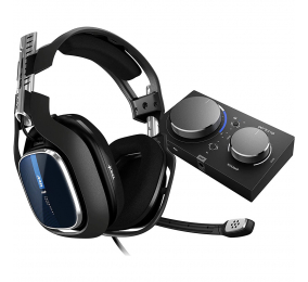 Headset ASTRO Gaming A40 TR + Mixamp Pro TR PS4/PC