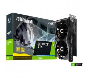 Placa Gráfica Zotac Gaming GeForce GTX 1650 AMP 4GB