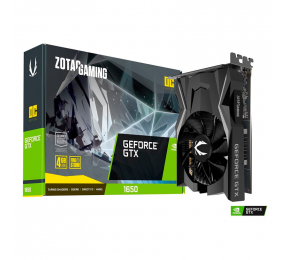 Placa Gráfica Zotac Gaming GeForce GTX 1650 OC 4GB