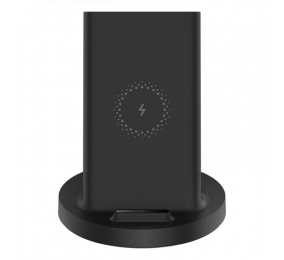 Carregador Xiaomi Mi 20W Wireless Charging Stand Preto