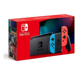 Consola Nintendo Switch V2 2019 Azul/Vermelha