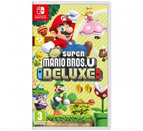 Jogo Nintendo Switch New Super Mario Bros U Deluxe