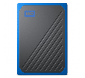 SSD Externo Western Digital My Passport Go 500GB USB 3.0 Azul