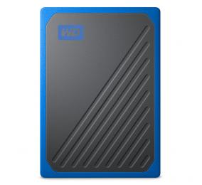 SSD Externo Western Digital My Passport Go 500GB USB 3.0 Azul