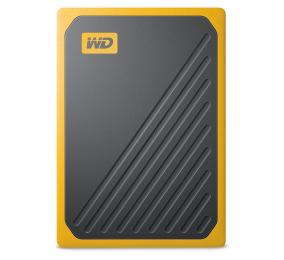 SSD Externo Western Digital My Passport Go 1TB USB 3.0 Laranja