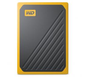 SSD Externo Western Digital My Passport Go 2TB USB 3.0 Laranja