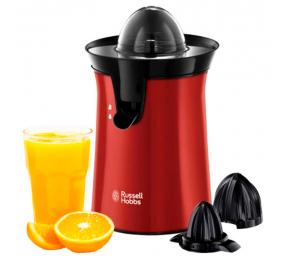 Espremedor Russell Hobbs Colour Plus+ Flame Red Citrus Press 600W Vermelho