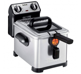 Fritadeira Tefal Filtra Pro 4L 2400W Inox