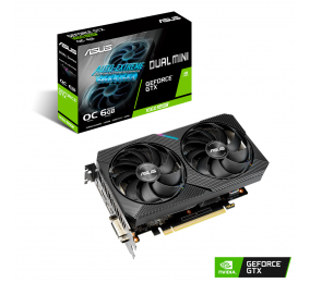 Placa Gráfica Asus GeForce GTX 1660 SUPER Mini OC Edition 6GB