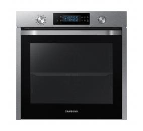 Forno Elétrico Samsung NV75K5571RS Pirolítico Dual Cook Flex 75 Litros Aço Inoxidável