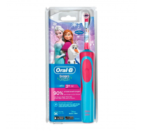 Escova de Dentes Elétrica Oral-B Stages Frozen